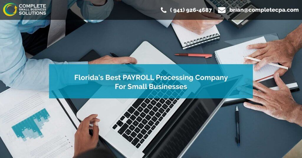 Best Payroll Company For Small Business