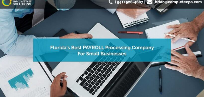 How To Select The Best Payroll Company For Your Small Business In Florida