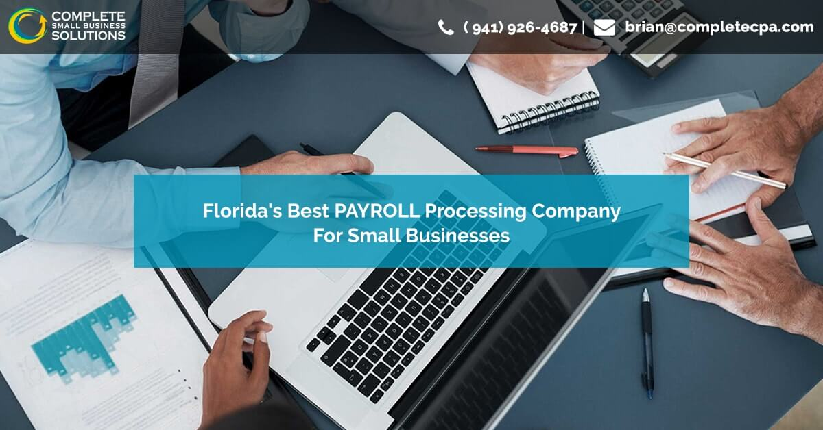 How to Select the Best Payroll Company for Small Business in