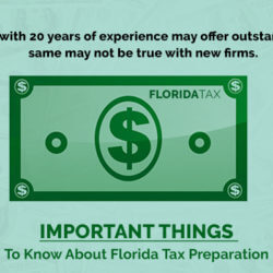 Important Things To Know About Florida Tax Preparation