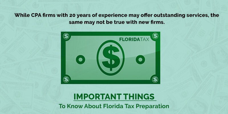 Important Things To Know About FL Tax Preparation