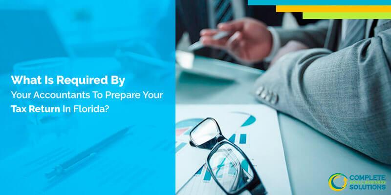 FL Small Business Tax Preparation & Planning