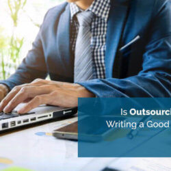 Is Outsourcing Business Plan Writing a Good Practice for Small Businesses?
