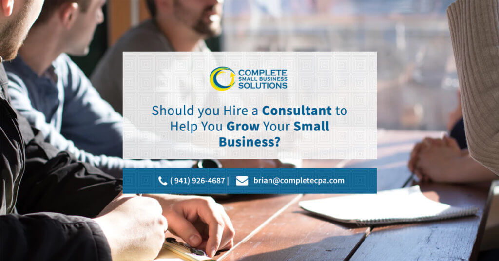 Free Small Business Consulting Services