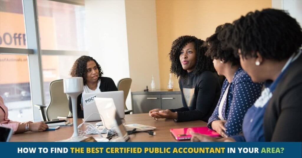 Best Certified Public Accountant in Your Area