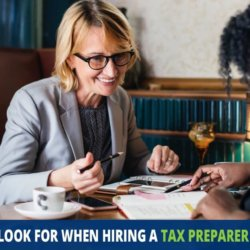 What to Look for When Hiring a Tax Preparer Near Me in Florida?