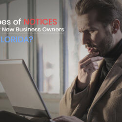 What Types of Notices Can New Florida Business Owners Receive?